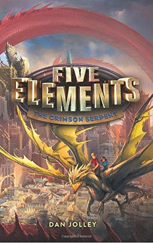 Read Online Five Elements #3: The Crimson Serpent pdf