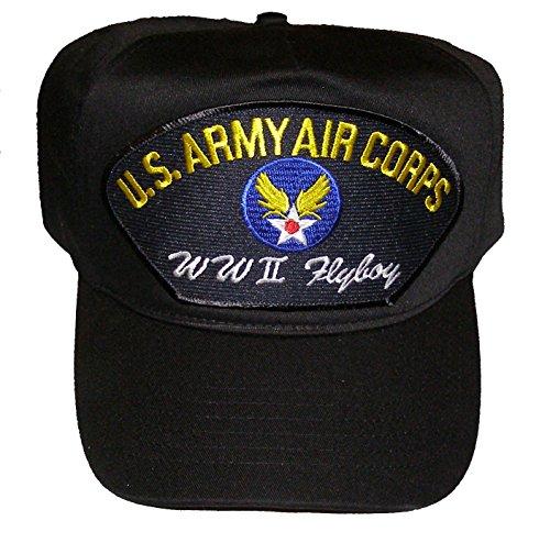 WWII FLYBOY Veteran Hat - Veteran Owned Business ()
