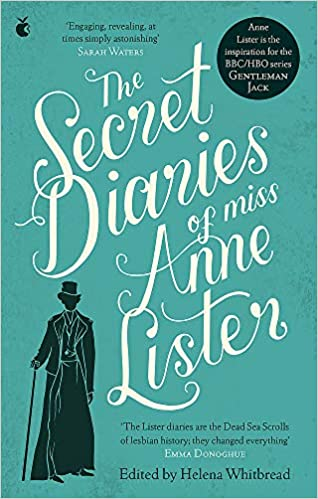 cover image The Secret Diaries of Miss Anne Lister