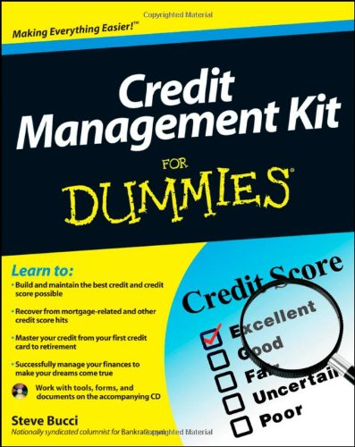 Download Credit Management Kit For Dummies ebook