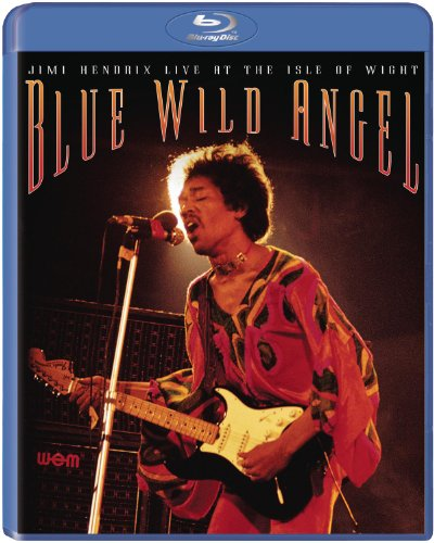 Blue Wild Angel: Jimi Hendrix Live At The Isle Of Wight [Blu-ray]