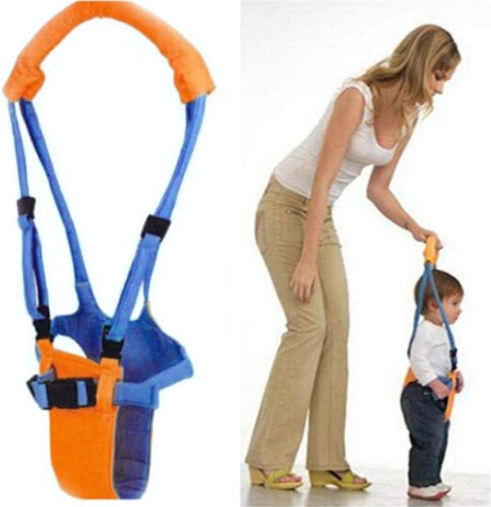 Baby Lauflernhilfen Einstellbare Mit Sicherheitsverschluss luckything Lauflernhilfe Gehhilfe F/ür Baby Atmungsaktiv Stehen Gehen Lernen Helfer Walker F/ür Baby