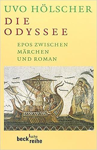 Book Die Odyssee.