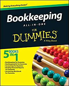 Bookkeeping All-In-One For Dummies by For Dummies