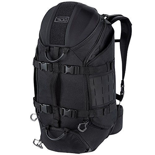 (SOG Specialty Knives & Tools CP1005B Prophet Tactical Backpack- 33 Liter, Black)