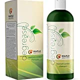 Best Shampoo for Oily Hair - Itchy Scalp Botanical Hair Loss Treatment for Men & Women - Degreaser Hair Product Sulfate Free - Clarifying Shampoo for Color Treated Hair & Natural Beauty Hair Care 16oz