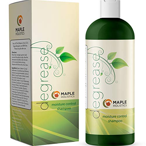 Best Shampoo for Oily