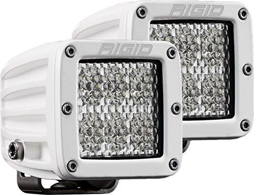 Rigid Industries 702513 M-Series Dually D2 60 Deg. Diffusion LED Light by Rigid Industries