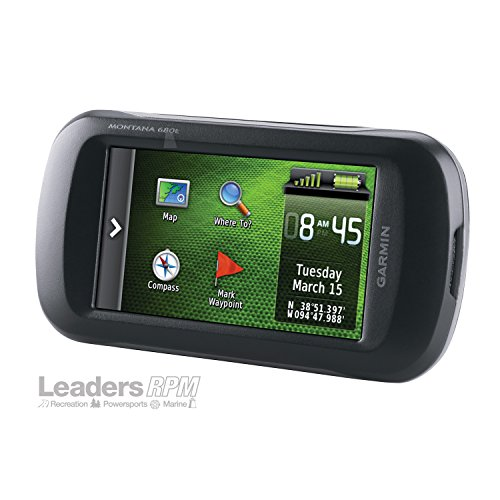 Can-Am New OEM Garmin Montana 680t GPS Kit, 715002830 by Can-Am