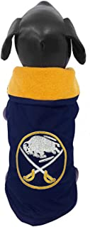 product image for All Star Dogs NHL Unisex NHL Buffalo Sabres All Weather-Resistant Outerwear Dog Jacket