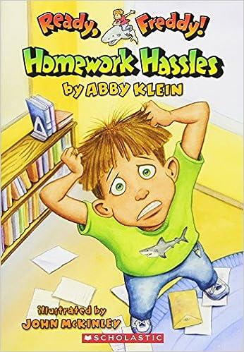 homework hassles ready freddy