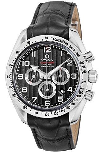 Omega Speedmaster Broad Arrow Automatic Chronograph Black Dial Mens Watch 321.13.44.50.01.001