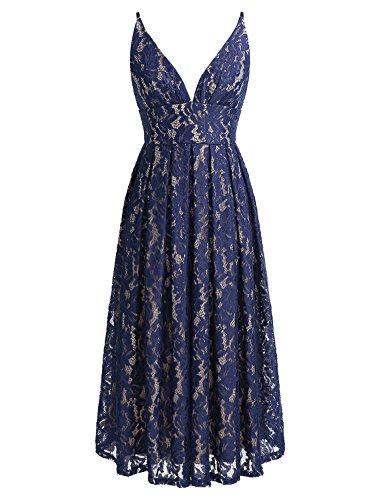 formal spaghetti strap dress - 2