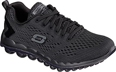 timeless design 79d2b b650f Skechers Skech-Air 2.0 - Aim High Training Sneaker Shoe - Black - Womens -