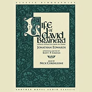 Life of David Brainerd Hörbuch