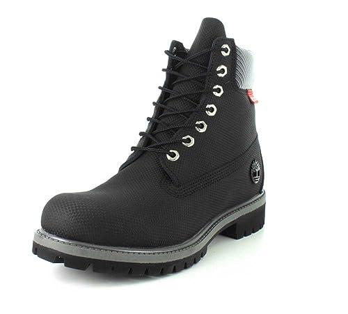 Timberland - Botas Impermeables para Hombre (15,2 cm), Color Negro, Talla 44 EU: Amazon.es: Zapatos y complementos