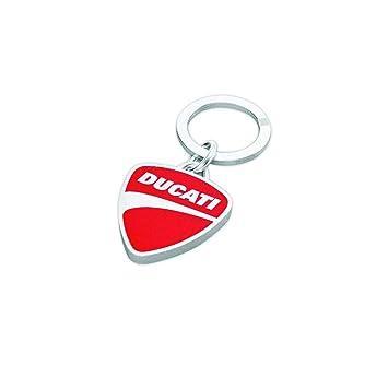 Ducati 987699641 Company Delux - Llavero, Color Blanco y ...