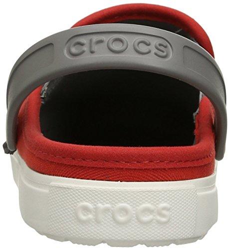 Crocs Citilane lienzo Zueco mula