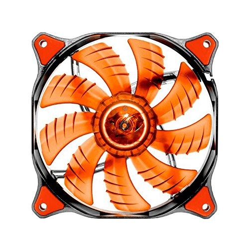 Cougar CFD12HBR 120mm CPU Fan Cooling (Red)