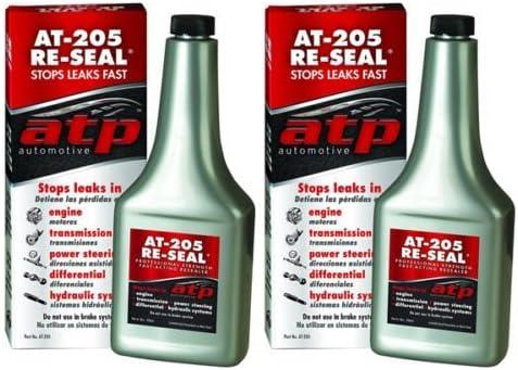 ATP RESEAL STOPS LEAKS LEAKING ENGINE RUBBER SEAL GASKET TRANSMISSION CAR AUTO