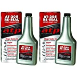 Permatex Spray Sealant Leak Repair >> Amazon.com: ATP AT-205 Re-Seal Stops Leaks, 8 Ounce Bottle: Automotive
