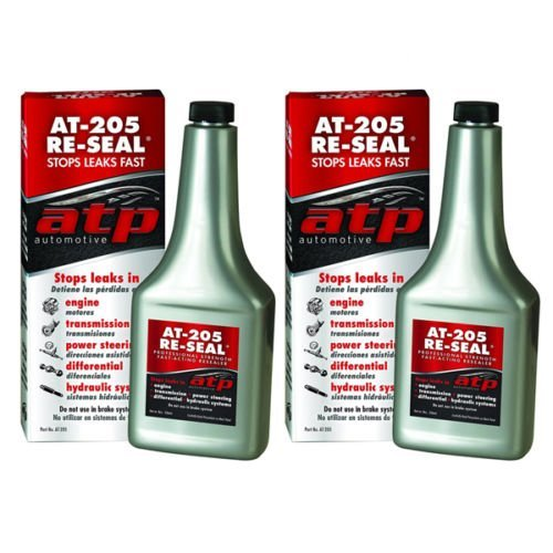 AT-205 Seal Leak Stopper 8 Ounce - 2 Pack ()