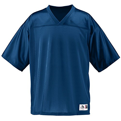 Augusta Sportswear MEN'S STADIUM REPLICA JERSEY 2XL NAVY