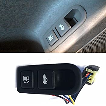 Trunk Lid Fuel Tank Cap Button For Hyundai 2002 2005 Sonata Ef Oem Parts Automotive