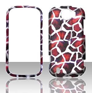 NADIA Magic Diy 2D Giraffe HTC My Touch 4G Slide T-Mobile case cover Hard Protector BxAsz9qHcG0 cell phone Cover Snap on case cover Faceplates