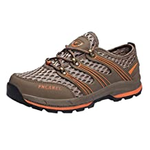 Oncefirst Men's Ventilator Outdoor Hiking Shoes