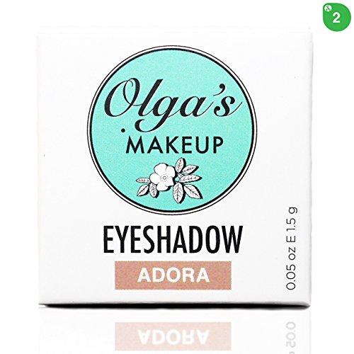 Organic & Mineral Eyeshadow - Adora by Olga's Organics