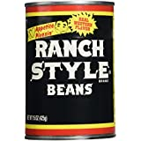 Ranch Style Bean Black