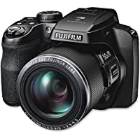FUJ16452839 - Fujifilm FinePix S9900W 16.2 Megapixel Bridge Camera - Black