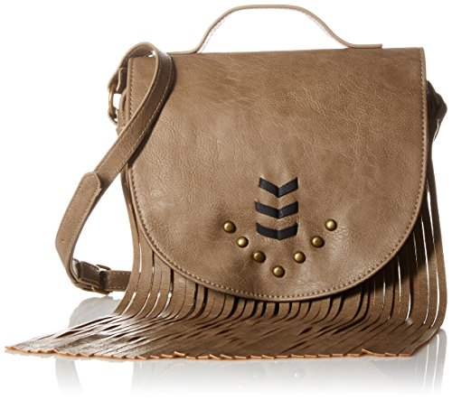 twig-arrow-fringe-saddle-cross-body-bag-mushroom-one-size