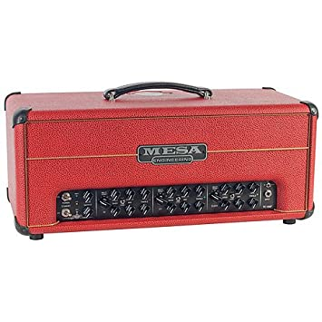 Mesa Boogie Triple Crown TC-100 Head BGB · Cabezal guitarra