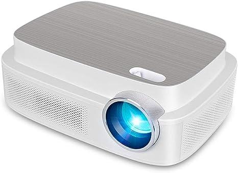 "MQQ HD Proyector inalámbrico de Video Beam con 200"" Display, Alta ..."