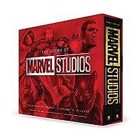 Deals on The Story of Marvel Studios Bundle