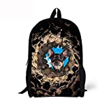 Cool 3D dog Children 16-inch School Book Bag Printing Backpacks For Kids,Boys or Girls