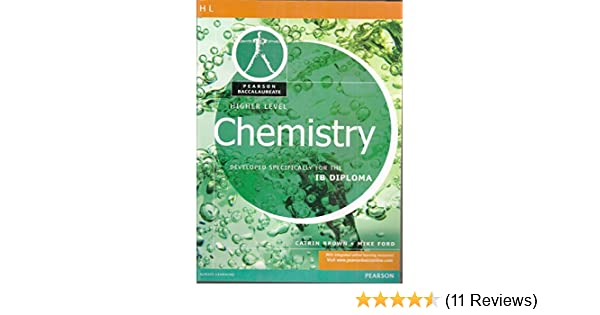 Higher level chemistry pearson baccalaureate developed higher level chemistry pearson baccalaureate developed specifically for the ib diploma prentice hall 9780435994402 amazon books fandeluxe Gallery