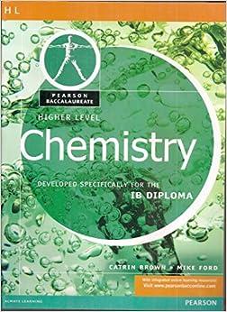 Ib hl chemistry best option