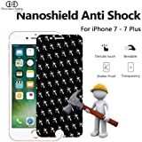 Nano-Tech Screen Shield Anti-Shocks Screen Protector for iPhone 7 and iPhone 8