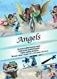Gift Wrap Paper Angels (Giftwrap Papers)
