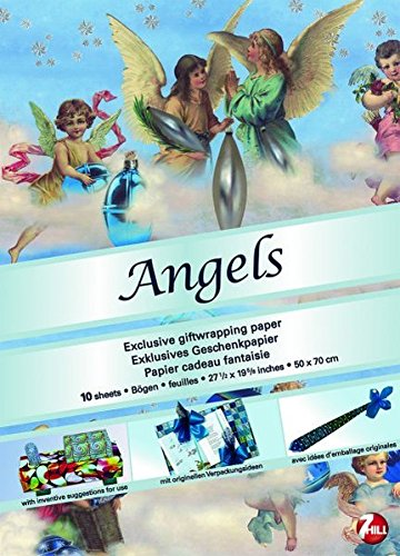 Download Gift Wrap Paper Angels (Giftwrap Papers) pdf epub