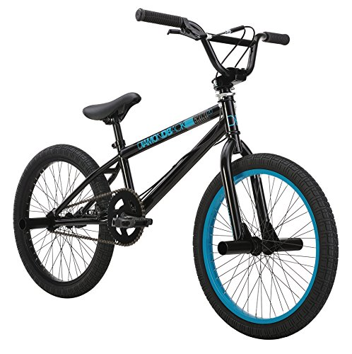 Diamondback Bicycles Youth 2015 Grind Complete Box Bike, Black