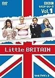 Little BRITAIN/リトル・ブリテン セカンド・シリーズ Vol.1 [DVD]