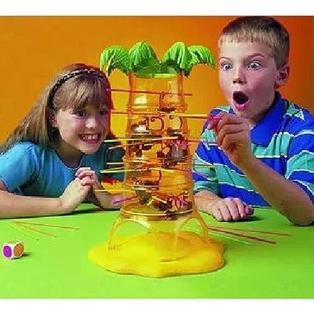 Padres e hijos Interactivo Tipping mono juego de mesa divertido ...