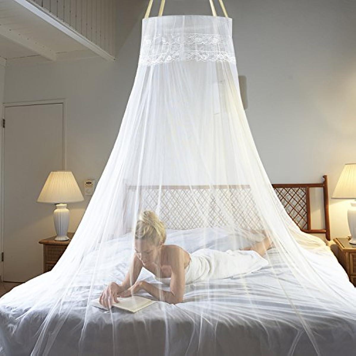 Mture Zanzariera a tenda per letto, Zanzariera a baldacchino per ...