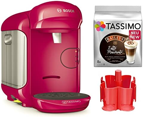 Bosch Tassimo Vivy 2 Bundle + Dispensador + tdiscs heißgetr änke ...