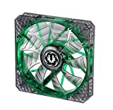 BitFenix BFF-LPRO-14025G-RP Spectre Pro 140mm LED Case Fan, Green