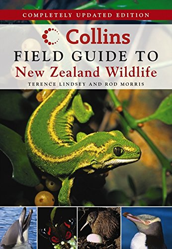 Collins Field Guide to New Zealand Wildlife pdf epub